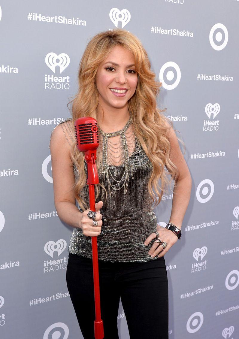 Shakira Shakira Album Release Party In Burbank