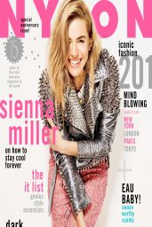 Sienna Miller - Nylon Magazine April 2014 Issue