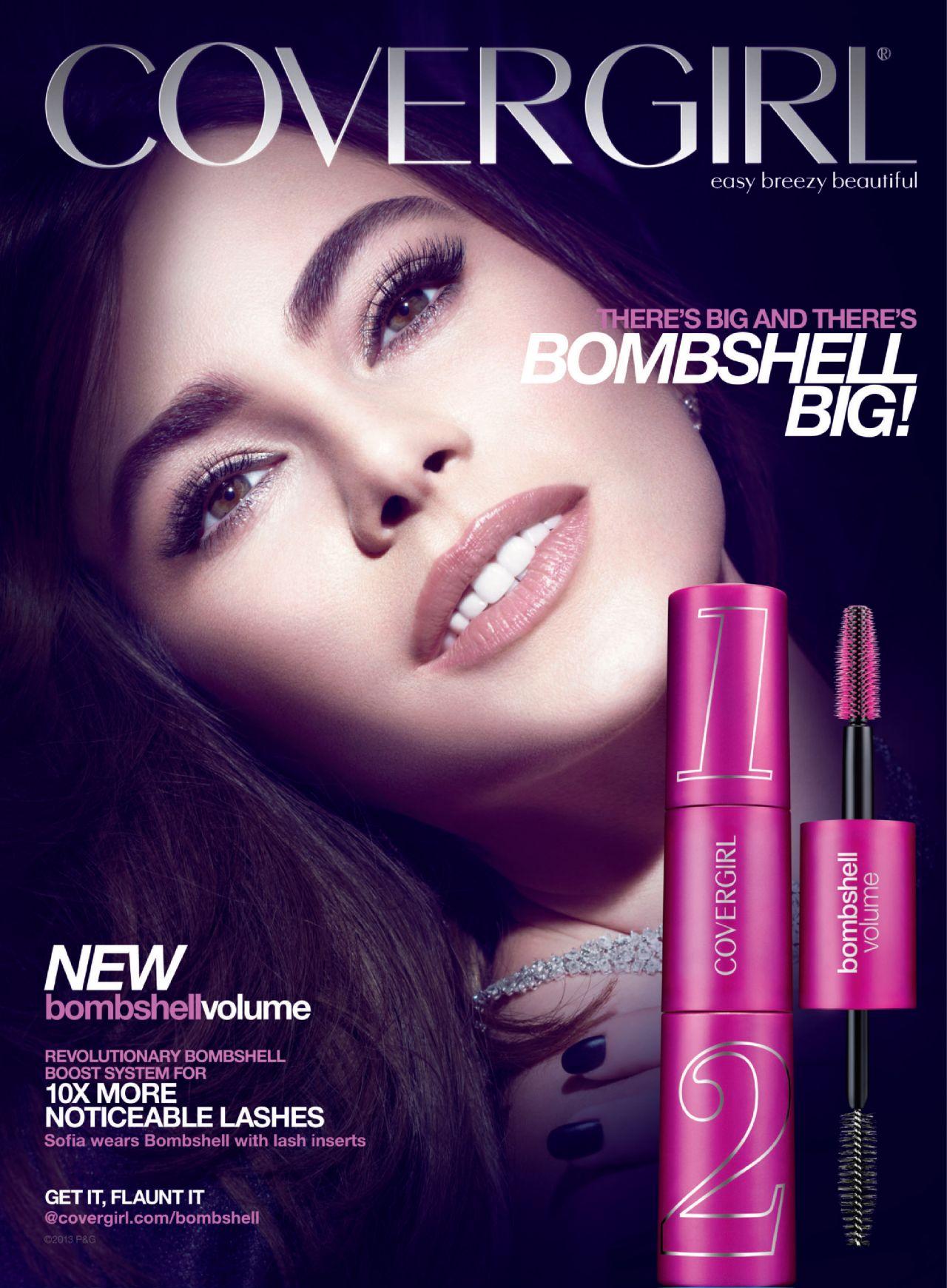 Cosmetics Print Ads
