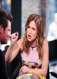 Sophia Bush - VH1s Big Morning Buzz Live in New York
