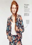 Sophie Turner (GoT) Glamour Magazine (UK) - April 2014 Issue