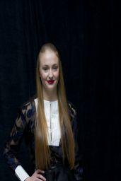 SophieTurner at Game of Thrones Season 4 Press Conference