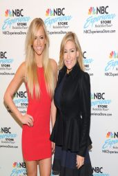 Summer and Natalya Rae - NBC Experience Store in New York City