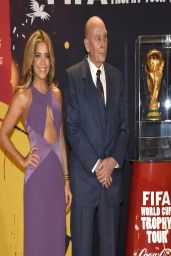 Sylvie Meis - Gala Night of FIFA World Cup Trophy Tour in Berlin (Germany) - March 2014