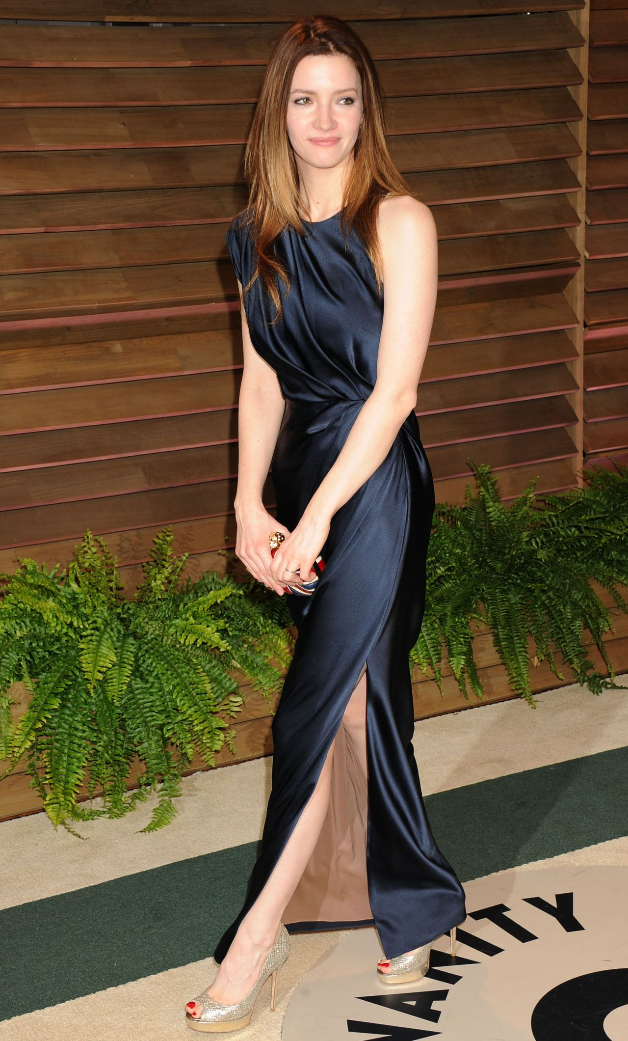 Talulah Riley - 2014 Vanity Fair Oscar Party in Hollywood
