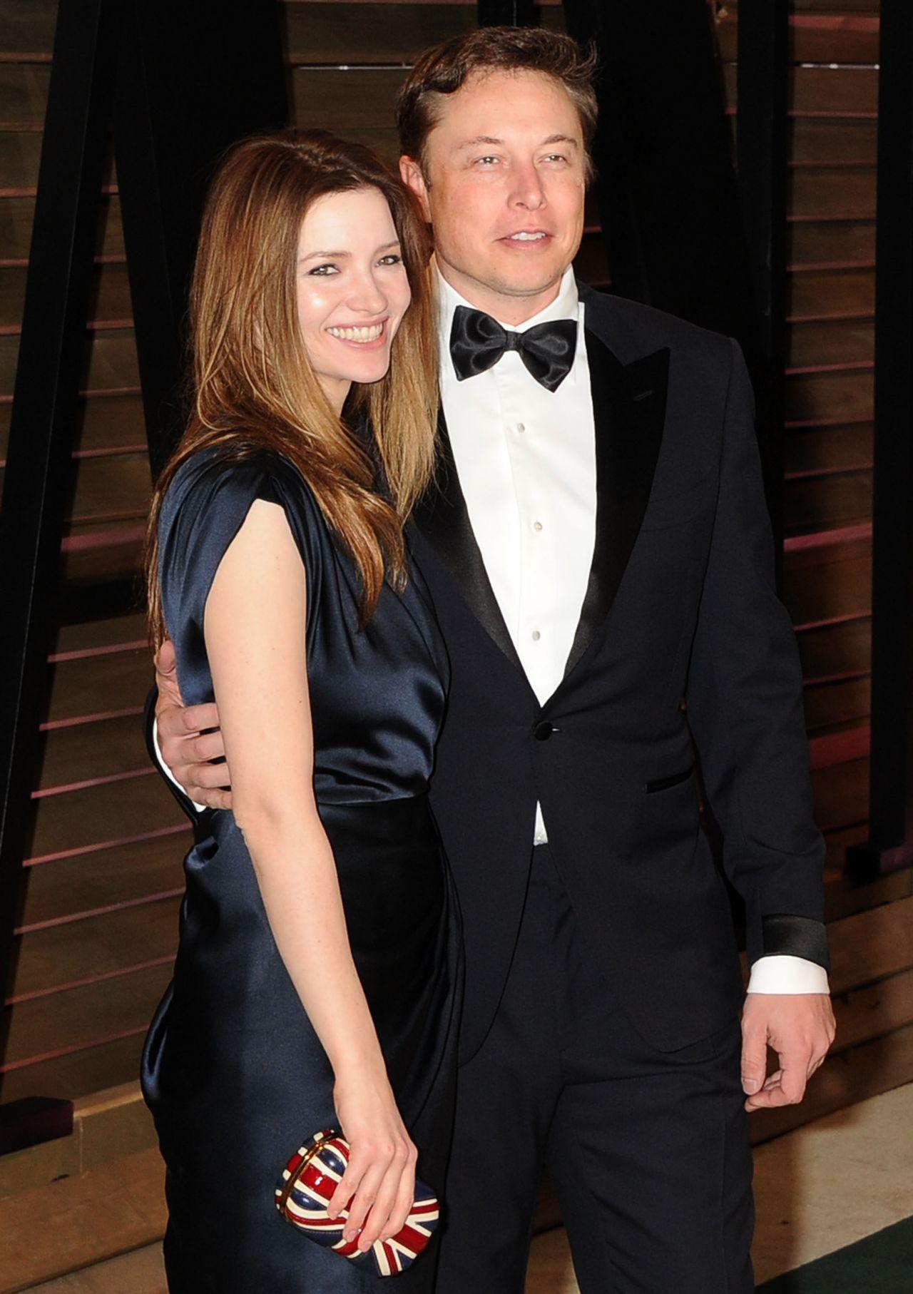 Talulah Riley 2014 Vanity Fair Oscar Party In Hollywood