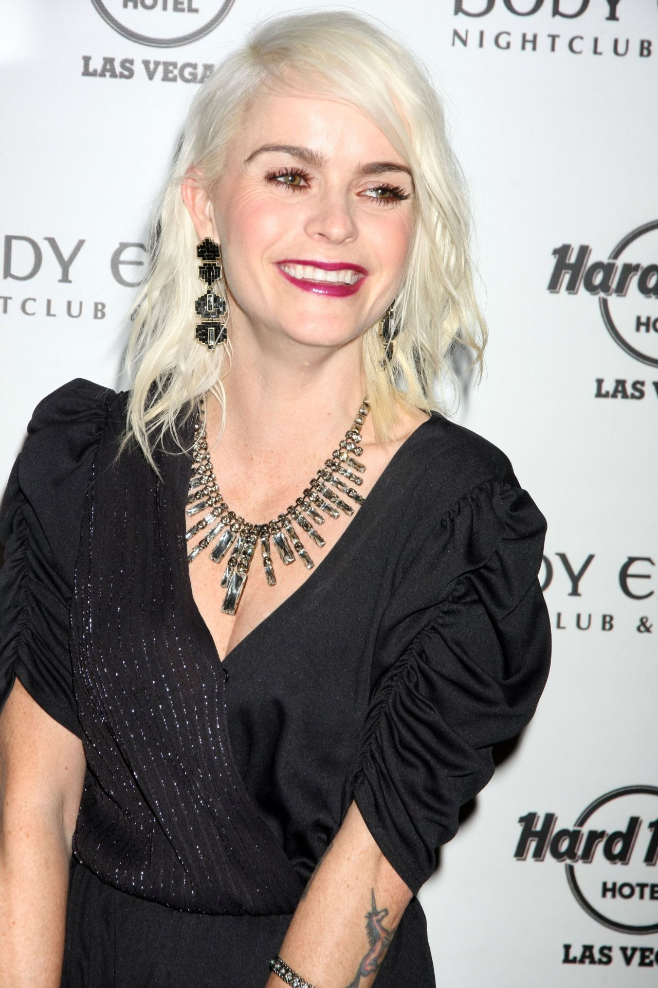 Taryn Manning - Hosts The Night At Body English Nightclub ...