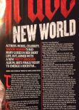 Taylor Momsen - Kerrang! Magazine (UK) - March 2014 Issue