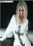 Taylor Momsen - MyRock Magazine (France) - March 2014 Issue