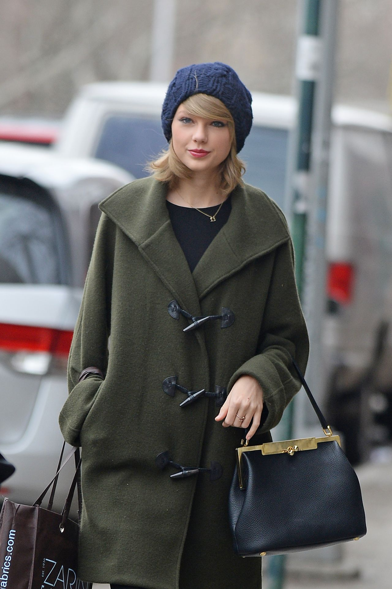 Taylor Swift In Soho New York City March 2014