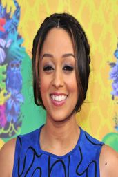 Tia Mowry-Hardrict - Nickelodeon's Kids' Choice Awards 2014