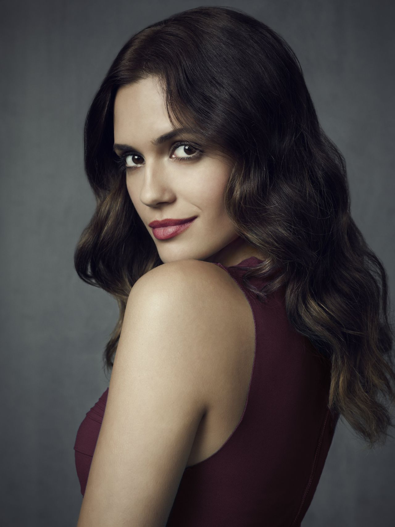 Torrey DeVitto – 'The Vampire Diaries' TV Series – Season 4 Promo Photos