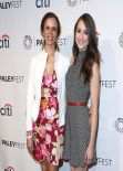Troian Bellisario - PaleyFest 2014 - 'Pretty Little Liars'