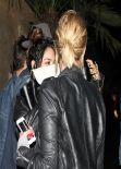Vanessa Hudgens & Ashley Benson Night out Style - El Compadre Restaurant in West Hollywood
