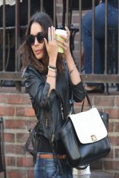 Vanessa Hudgens Casual Style - Out in LA - March 2014