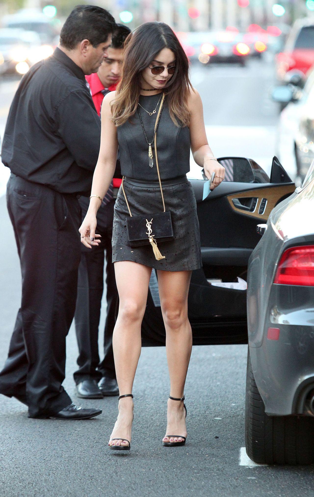 Vanessa Hudgens – Creative Artists Agency in Beverly Hills (Part 2)