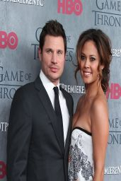Vanessa Lachey - 'Game of Thrones' Season 4 Premiere in New York City