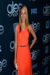 Vanessa Lengies - 'Glee' 100th Episode Celebration – March 2014