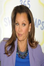 Vanessa Williams at Splenda Sweetswaps Charitable Social Media Campaign Kick Off in New York City