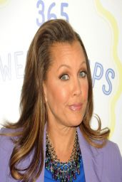 Vanessa Williams at Splenda Sweetswaps Charitable Social Media Campaign Kick Off in New York City