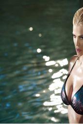 Victoria Silvstedt in Bikini - Very Victoria Spring Summer 2014
