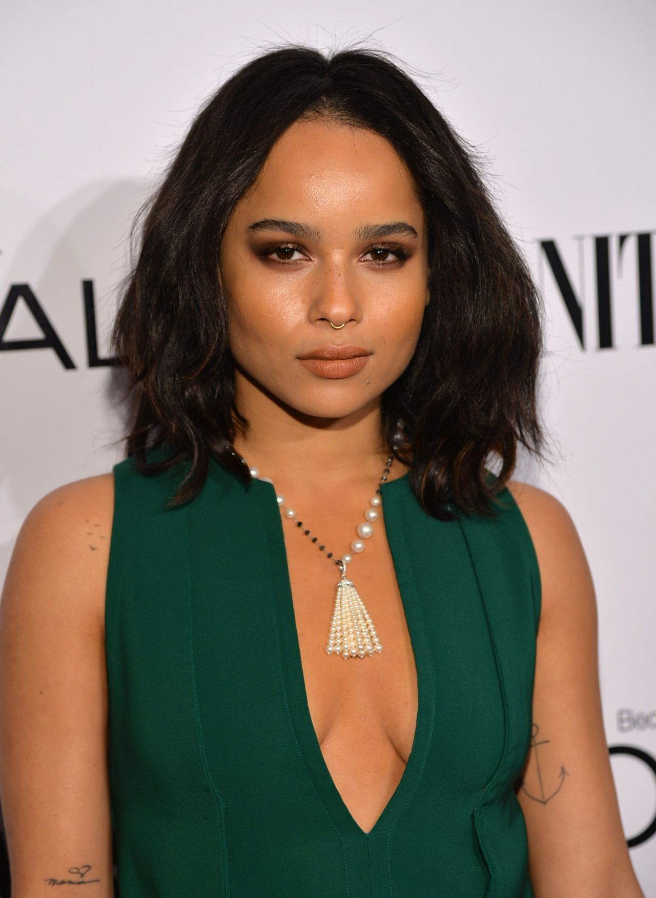 Zoe Kravitz - D.J. Night with L