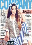 Zoella - Company Magazine (UK) - April 2014 Cover