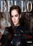 Zoey Deutch - Bello Magazine - March 2014 Issue