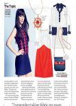 Zooey Deschanel – Glamour Magazine (USA) – April 2014 Issue