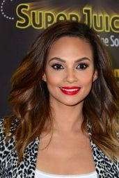 Alesha Dixon - 'Super Juice Me!' Premiere in London