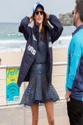 Alessandra Ambrosio in Sydney - Woolloomooloo Wharf - April 2014