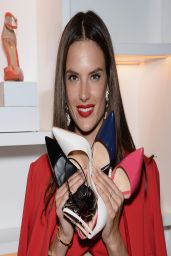 Alessandra Ambrosio - Schutz Summer 2014 Collection Launch, NYC - April 2014