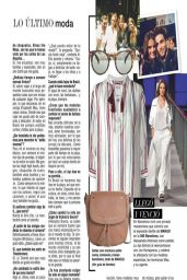 Alessandra Ambrosio - TELVA Magazine March 2014 Issue