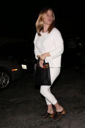 Alice Eve - Leaving Restaurant Matsuhisa in Beverly Hills - April 2014