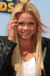 Alli Simpson at 2014 Radio Disney Music Awards in Los Angeles
