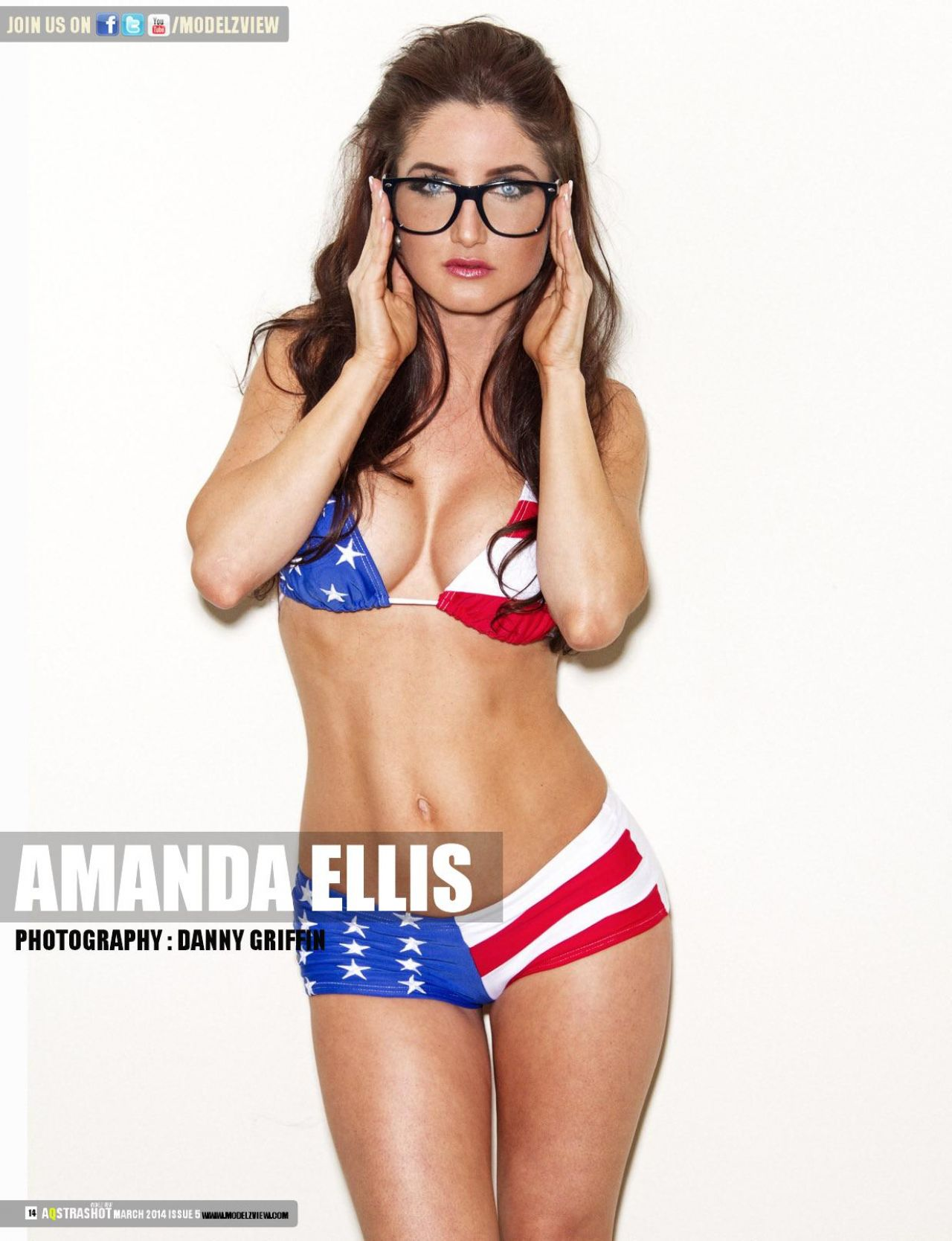 Amanda Ellis – Aqstrashot Magazine March 2014 Issue