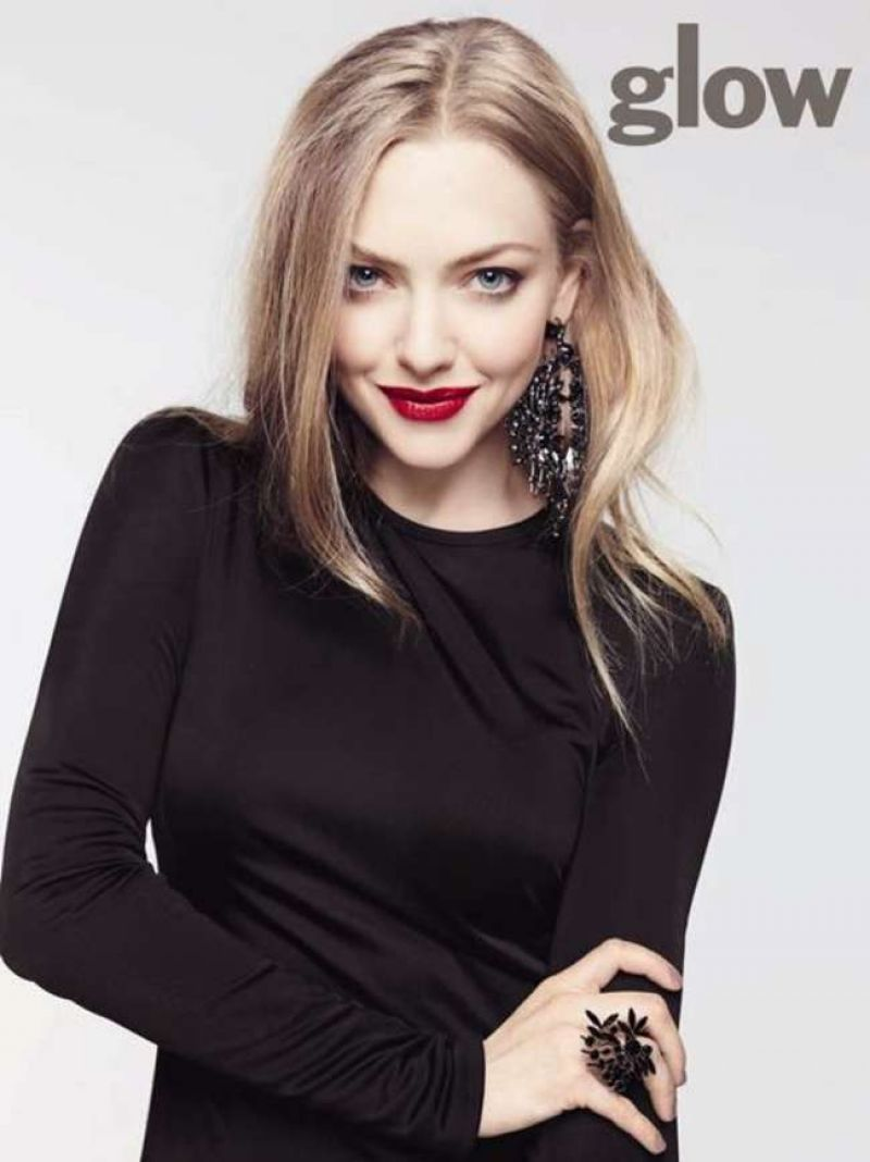 Amanda Seyfried - Glow Magazine May 2014 Issue