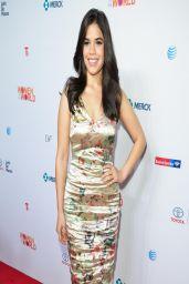 America Ferrera - Women in the World Summit In New York (2014)