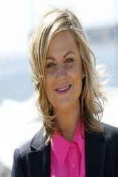 Amy Poehler in France -