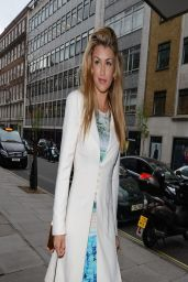 Amy Willerton - F&F - A/W 2014 Fashion Show in London