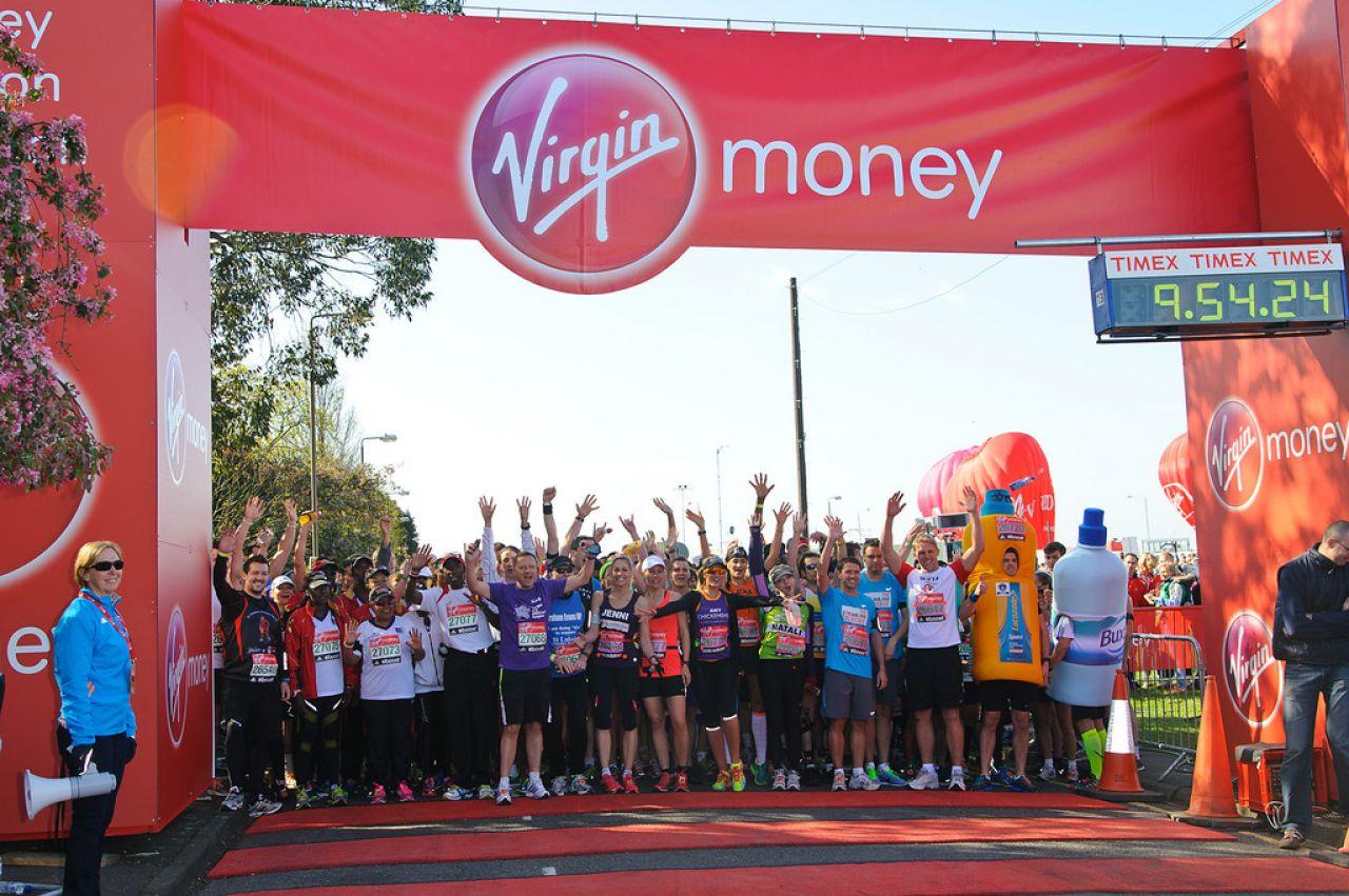 virgin london marathon meet the experts 2014 nba