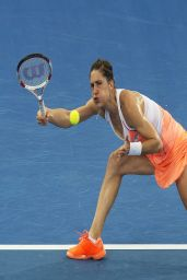 Andrea Petkovic - Brisbane International - WTA 2014