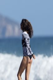 Andreea Diaconu - Vogue Photoshoot in Malibu - April 2014