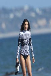 Andreea Diaconu - Vogue Photoshoot in Malibu - April 2014