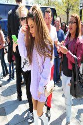 Ariana Grande in Washington - White House Easter Egg Roll