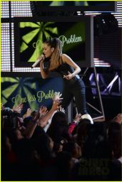 Ariana Grande Prerforms at 2014 Radio Disney Music Awards in Los Angeles