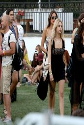 Ashley Benson - 2014 Coachella Valley Music & Arts Festival in Indio