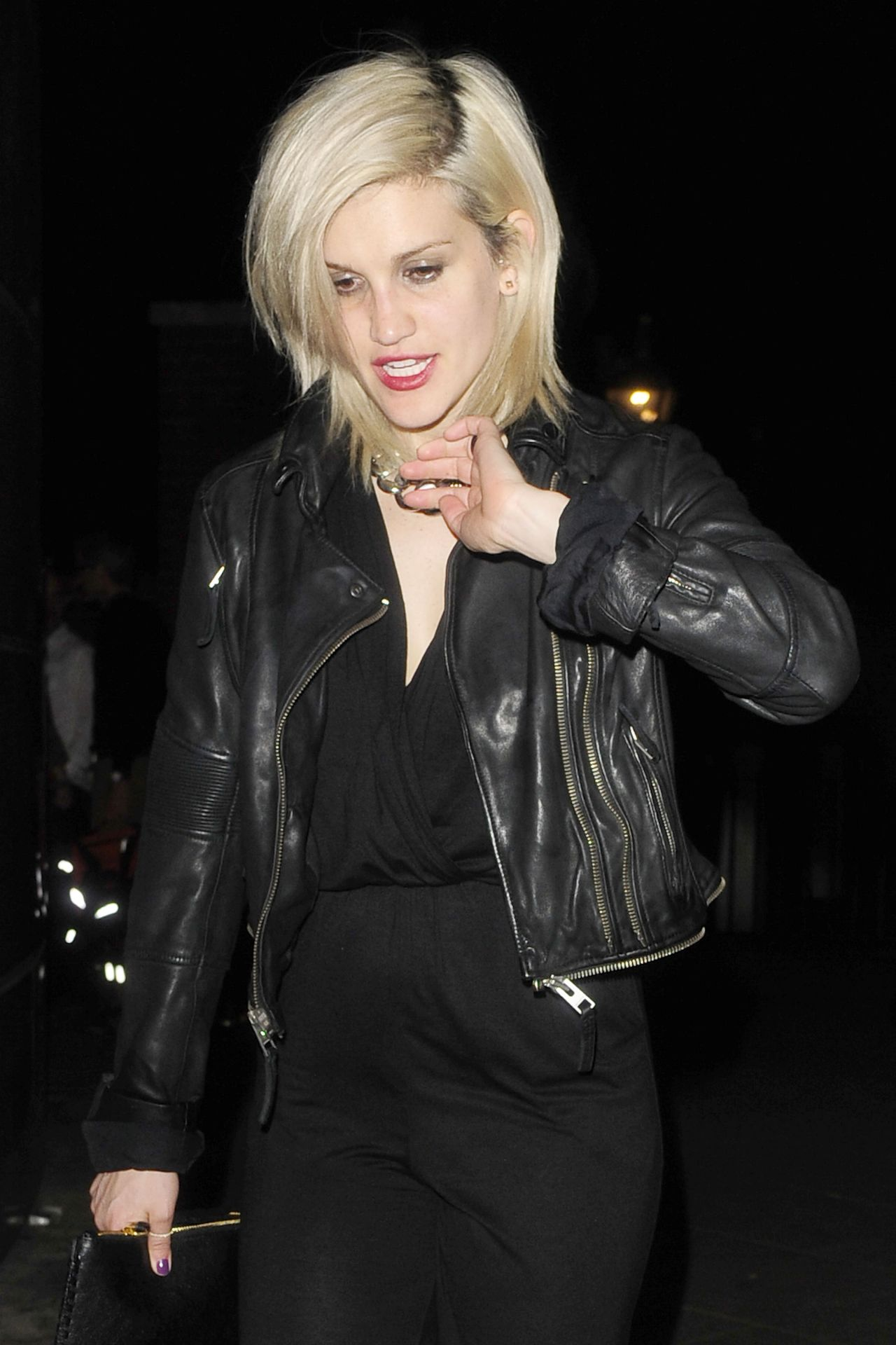 Ashley Roberts Night out Style - Bodo