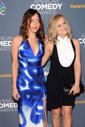 Aubrey Plaza & Amy Poehler - 2014 American Comedy Awards in New York City