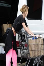 Audrina Patridge - Grocery Shopping in Los Feliz - April 2014